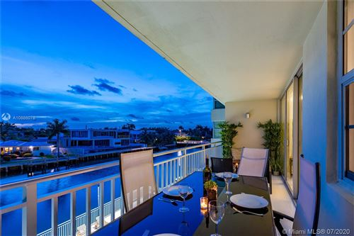Photo of Listing MLS a10886078 in 9500 W Bay Harbor Dr #3B Bay Harbor Islands FL 33154