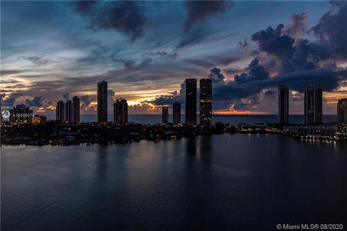 Photo of 5500 Island Estates Dr #PH 7, Aventura, FL 33160 (MLS # A10908078)