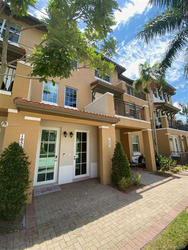 Photo of 1067 SW 147th Ave #5605, Pembroke Pines, FL 33027 (MLS # A11056078)