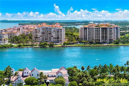 Photo of 50 S Pointe Dr #2005, Miami Beach, FL 33139 (MLS # A11077078)
