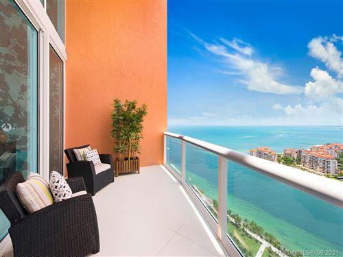 Photo of 300 S Pointe Dr #4004, Miami Beach, FL 33139 (MLS # A11091078)