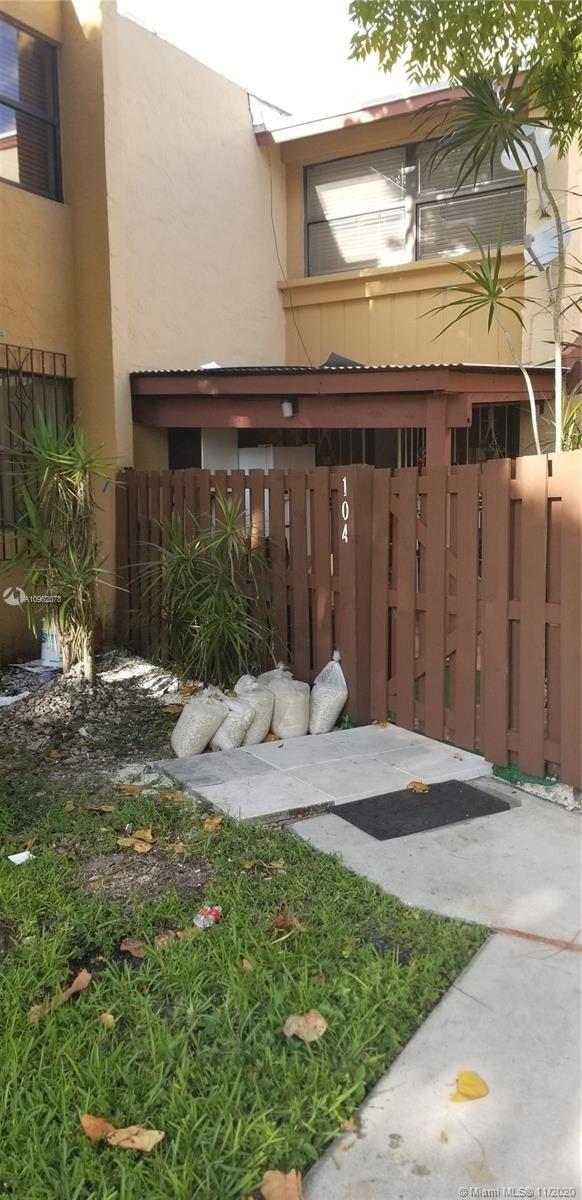 341 W Park Dr #104-15, Miami, FL 33172 - #: A10962078