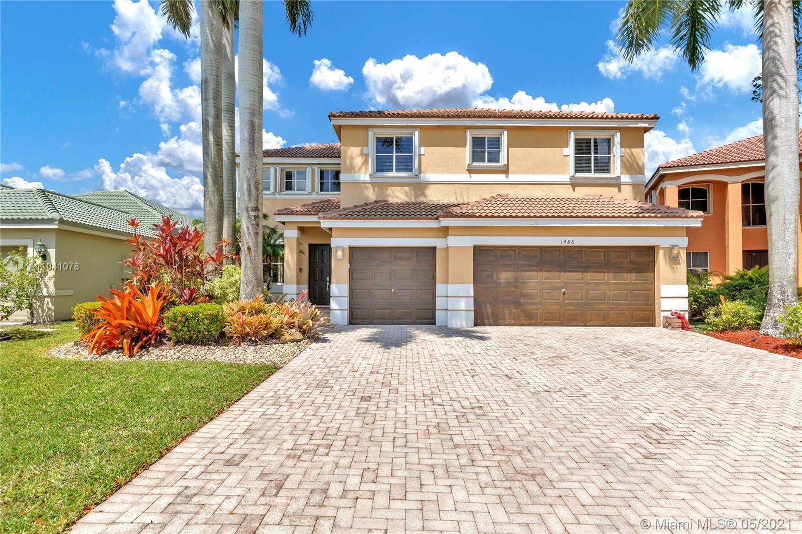 1486 Sandpiper Cir, Weston, FL 33327 - #: A11041078