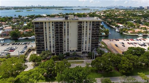 Photo of 2500 NE 135th St #B808, North Miami, FL 33181 (MLS # A10815079)