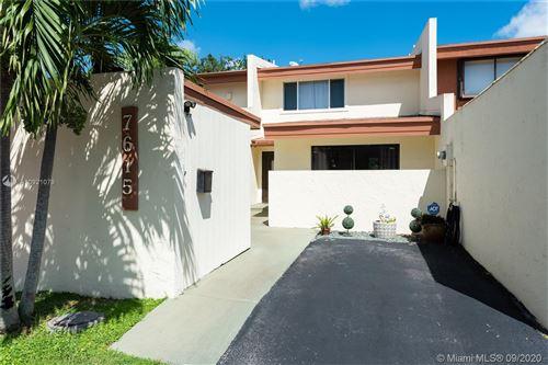 Photo of 7615 SW 106 Ave, Miami, FL 33173 (MLS # A10921079)