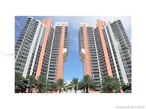Photo of 19333 Collins Ave #1809, Sunny Isles Beach, FL 33160 (MLS # H10194079)