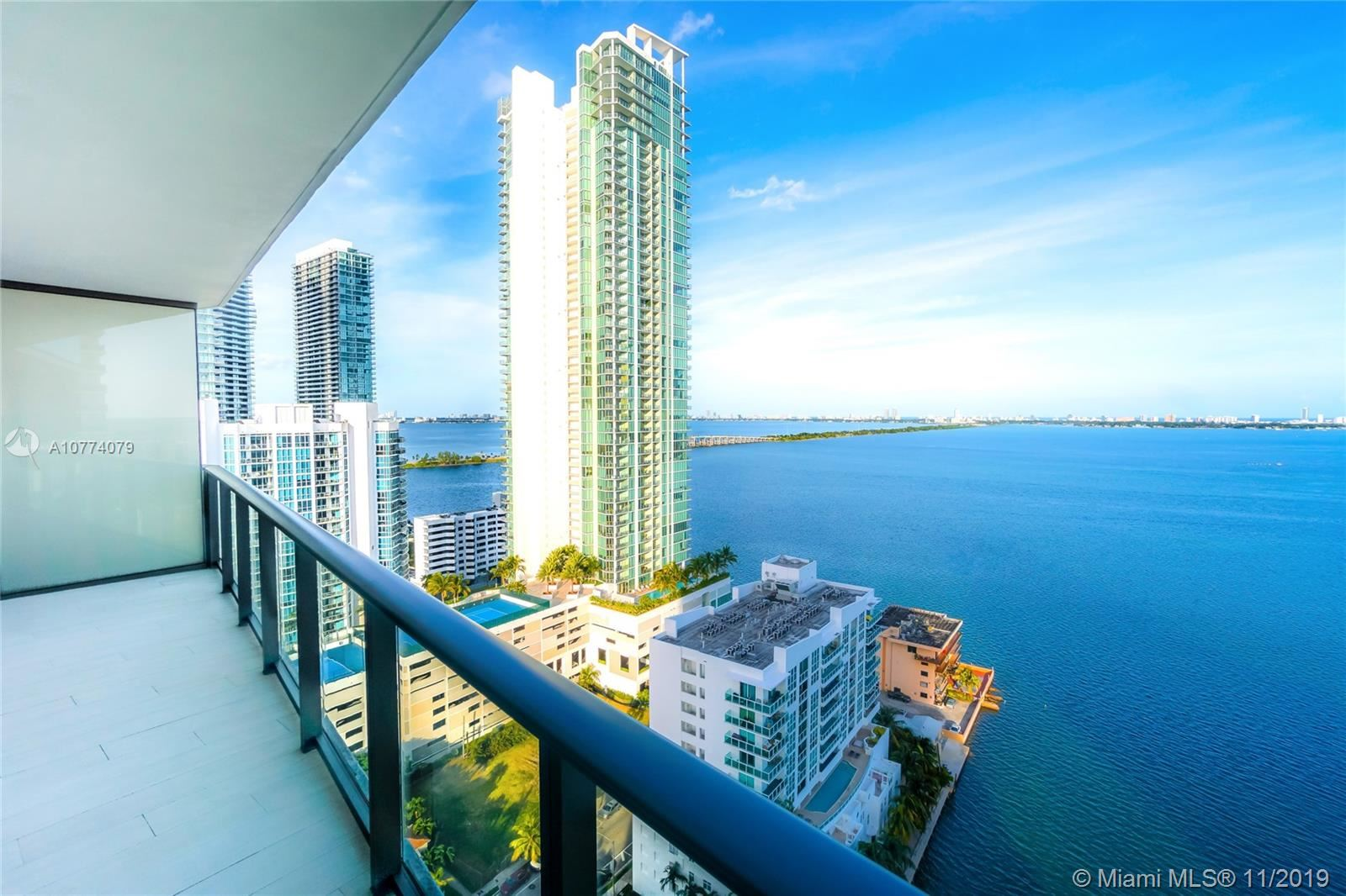 460 NE 28 ST #2302, Miami, FL 33137 - MLS#: A10774079