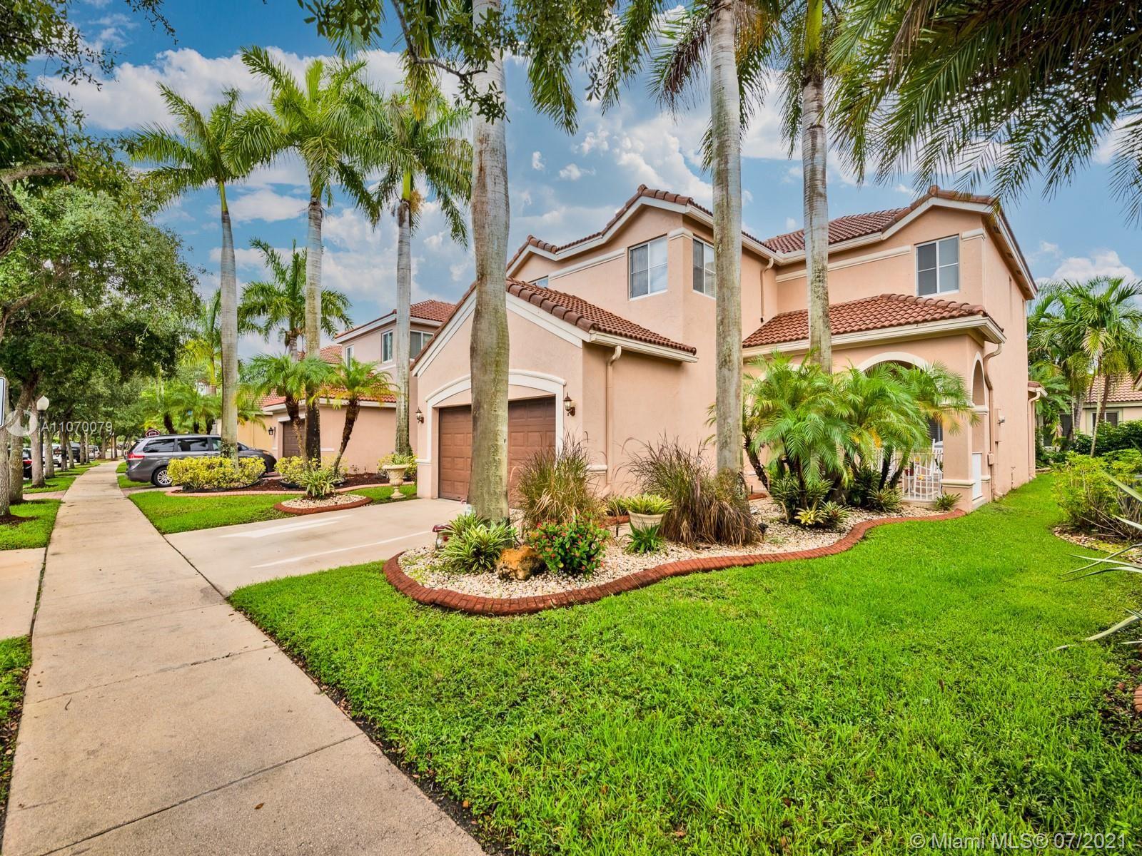 624 Bald Cypress Rd, Weston, FL 33327 - #: A11070079