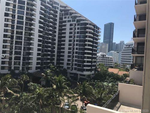 Photo of 540 Brickell Key Dr #801, Miami, FL 33131 (MLS # A10844080)