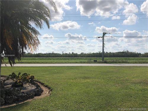 Foto de inmueble con direccion 30501 SW 197th Ave Homestead FL 33030 con MLS A10848080