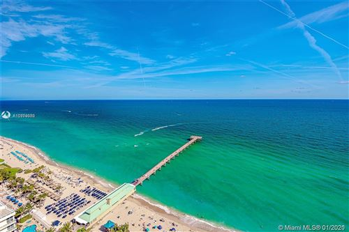 Photo of 16485 Collins Ave #2736, Sunny Isles Beach, FL 33160 (MLS # A10979080)