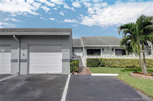Photo of 2640 Gately Dr W #1102, West Palm Beach, FL 33415 (MLS # A11099080)
