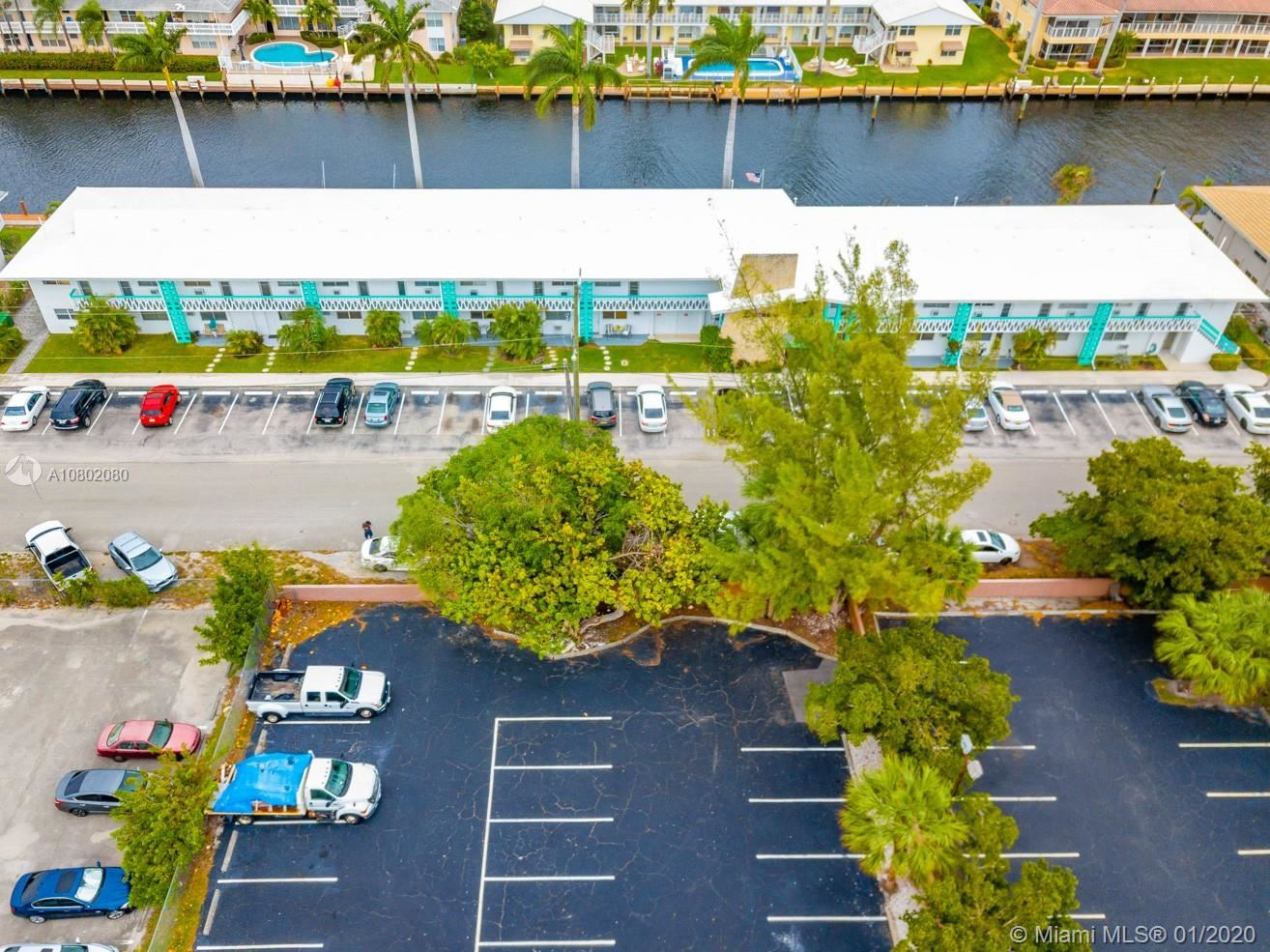 Photo of 2841 NE 32nd St #7, Fort Lauderdale, FL 33306 (MLS # A10802080)