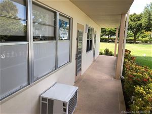 Photo of 93 E Ventnor  E #93, Deerfield Beach, FL 33442 (MLS # A10710081)