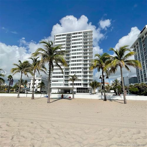 Photo of 209 N Fort Lauderdale Beach Blvd #7C, Fort Lauderdale, FL 33304 (MLS # A11020081)