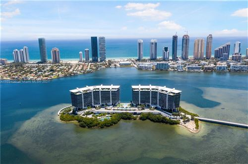 Photo of 5500 Island Estates Dr #601, Aventura, FL 33160 (MLS # A11034081)