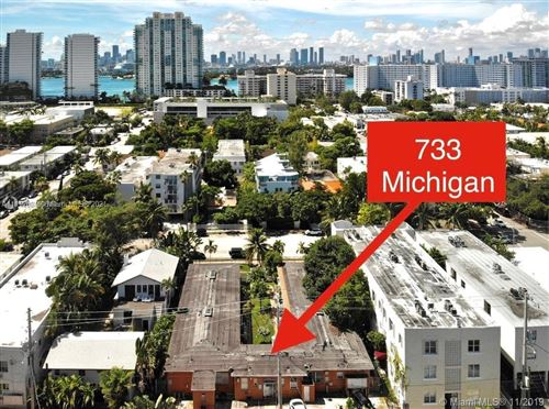 Photo of 733 Michigan Ave, Miami Beach, FL 33139 (MLS # A11112081)