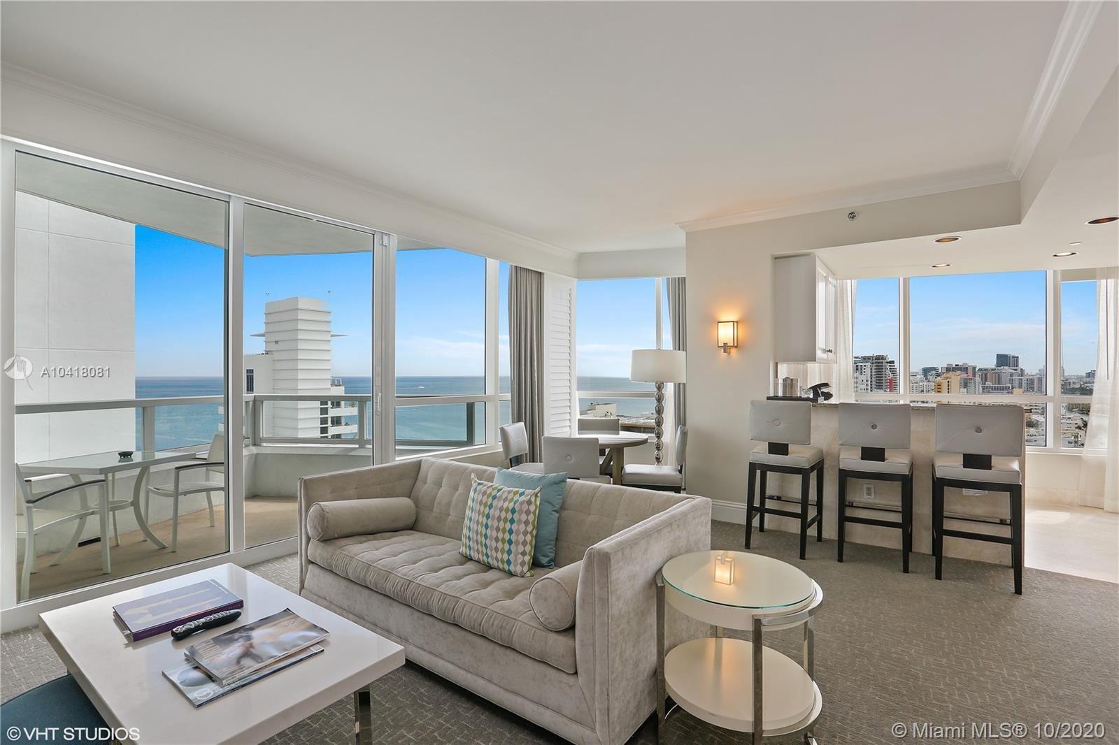 4401 COLLINS AVE #1604, Miami Beach, FL 33140 - #: A10418081