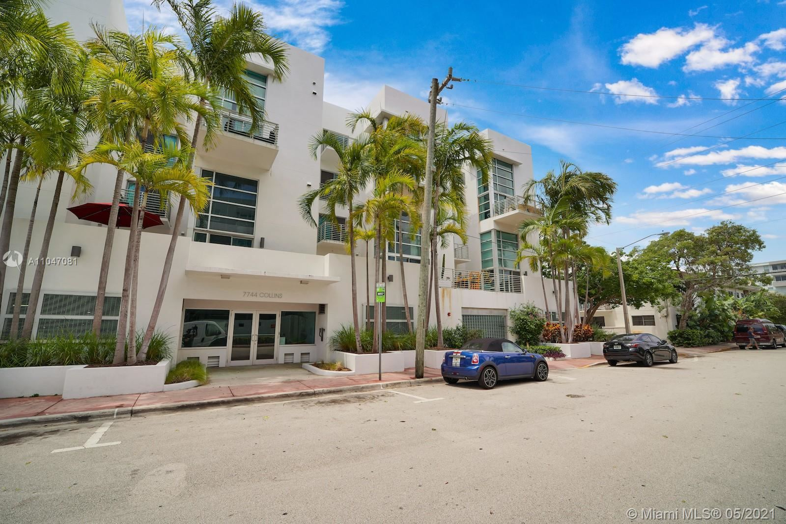 7744 Collins Ave #9, Miami Beach, FL 33141 - #: A11047081