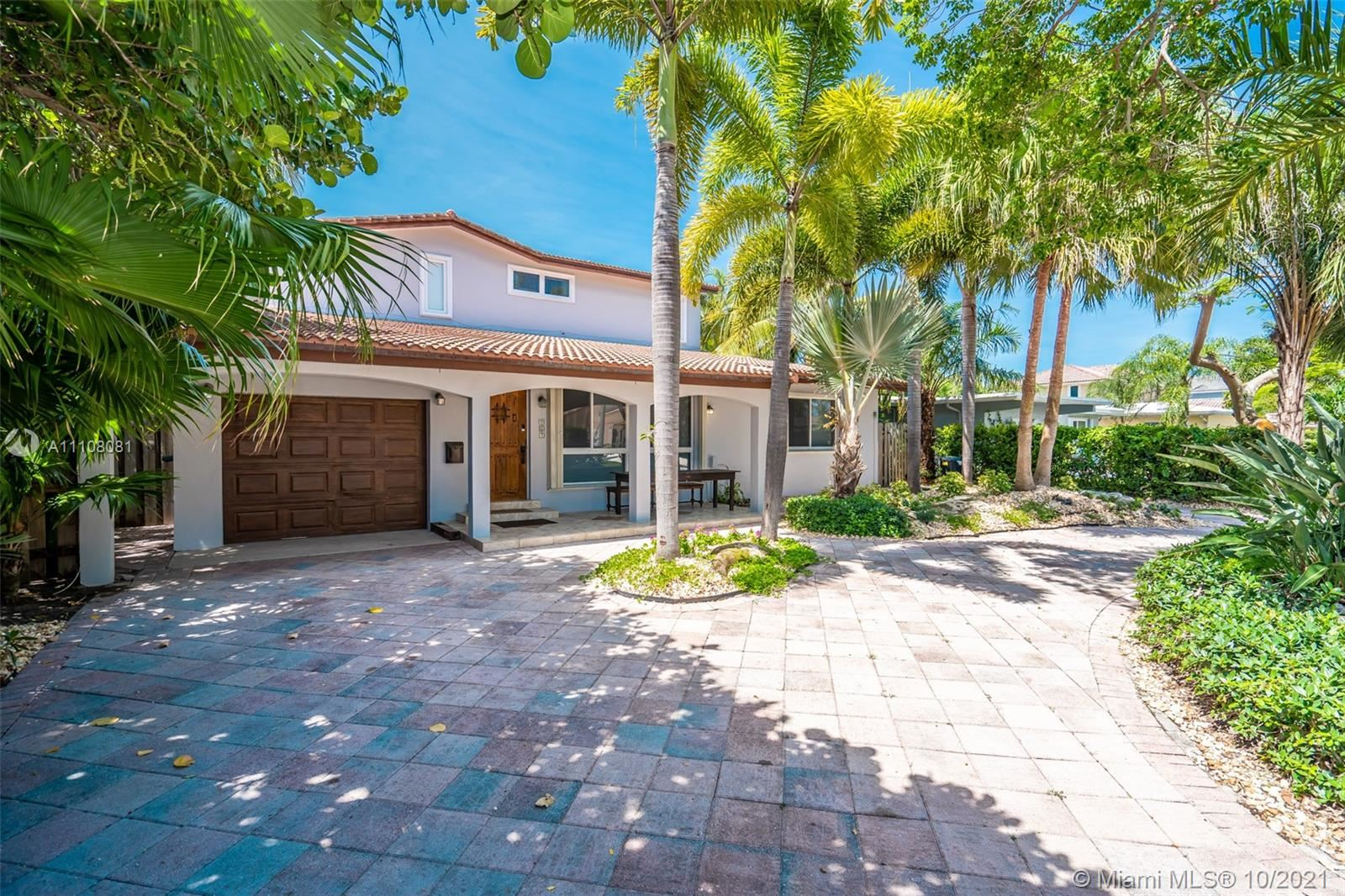 Photo of 267 Avalon Ave, Lauderdale By The Sea, FL 33308 (MLS # A11108081)