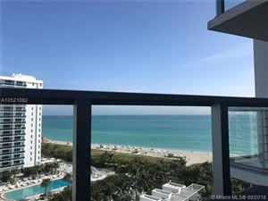 Photo of 2201 Collins Ave #1111, Miami Beach, FL 33139 (MLS # A10521082)