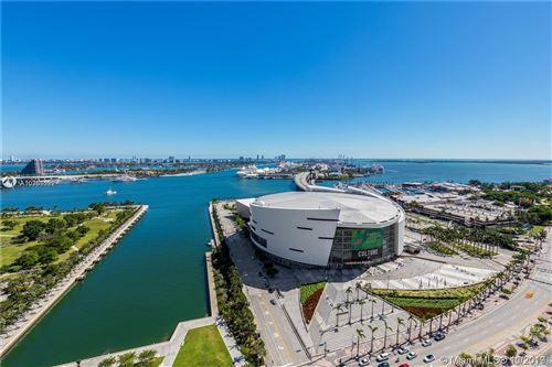 Foto de inmueble con direccion 888 Biscayne Blvd #2605 Miami FL 33132 con MLS A10755082