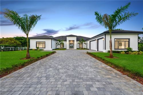 Photo of Listing MLS a10885082 in 6122 SW 173rd Way Southwest Ranches FL 33331