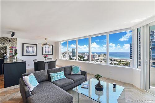 Photo of 400 S Pointe Dr #1706, Miami Beach, FL 33139 (MLS # A10935082)