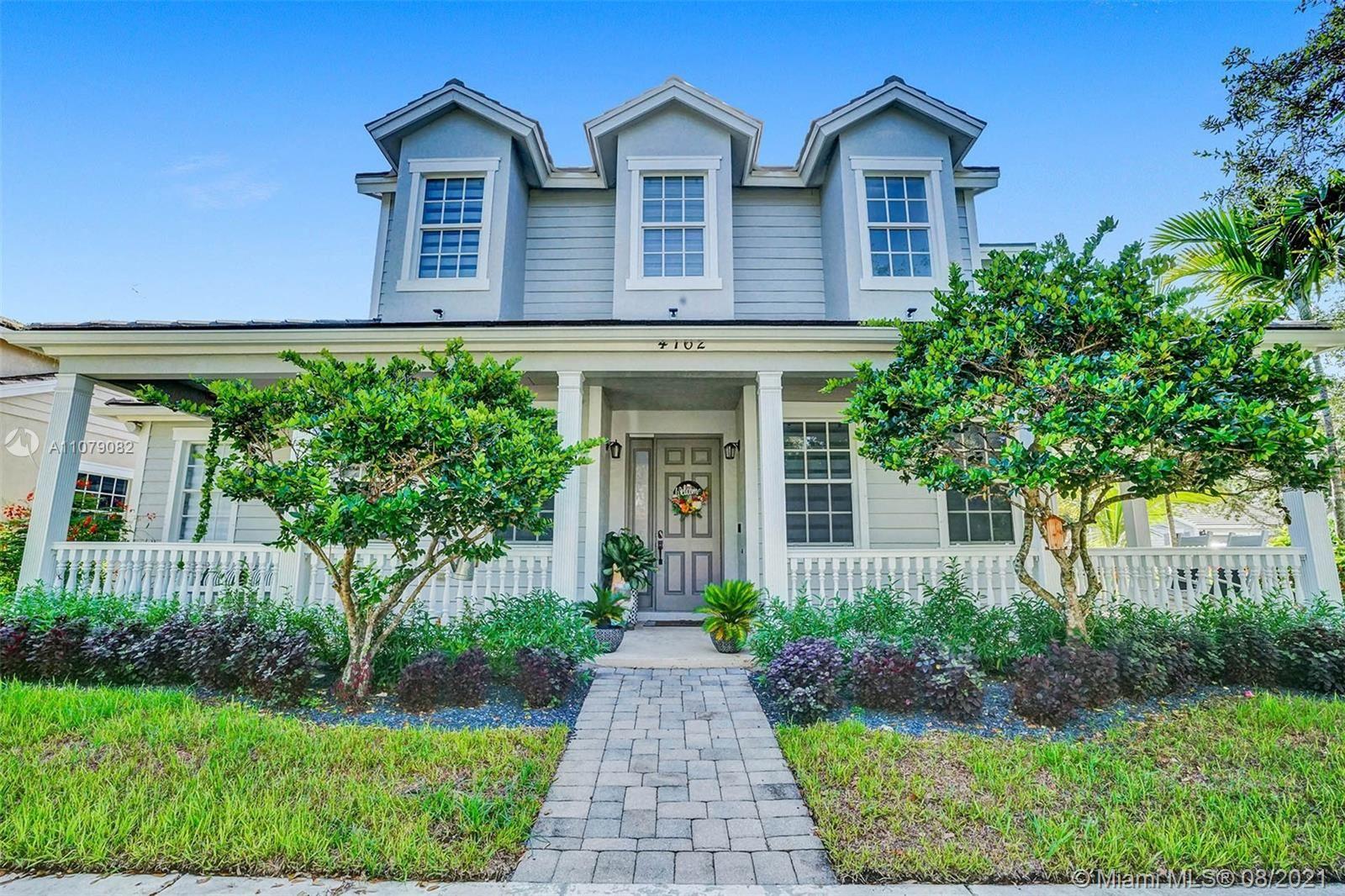 4762 Village Way, Davie, FL 33314 - #: A11079082