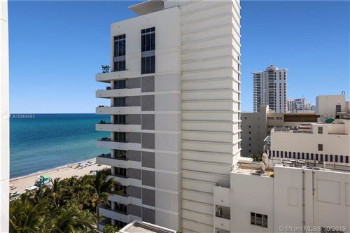 Photo of Listing MLS a10564083 in 4391 Collins Ave #1015 Miami Beach FL 33140