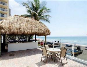Photo of 3700 Galt Ocean Drive #302, Fort Lauderdale, FL 33308 (MLS # A10501084)