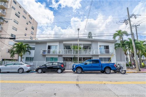 Photo of 7640 Carlyle Ave #9B, Miami Beach, FL 33141 (MLS # A10889084)