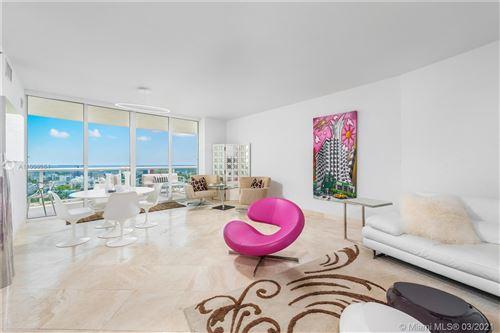 Photo of 400 Alton Rd #1711, Miami Beach, FL 33139 (MLS # A11006084)