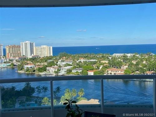 Photo of 21050 NE 38th Ave a/k/a Point Place #1801, Aventura, FL 33180 (MLS # A11105084)