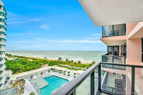 Photo of 5225 Collins Ave #1006, Miami Beach, FL 33140 (MLS # A10934085)