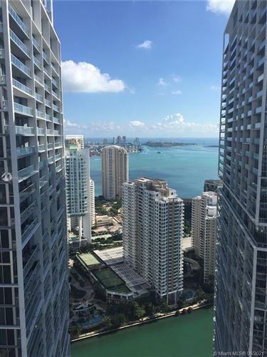 Photo of 485 Brickell Ave #4501, Miami, FL 33131 (MLS # A11054085)