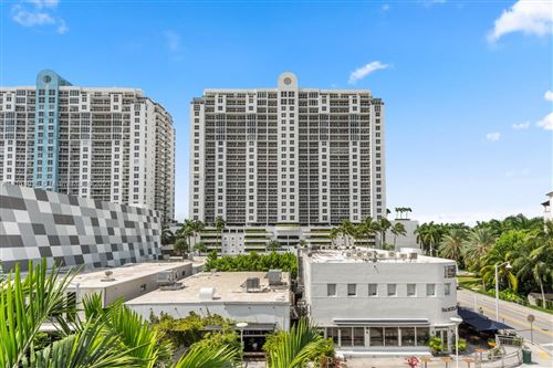 Photo of 1900 sunset harbour #2201, Miami Beach, FL 33139 (MLS # A11114085)