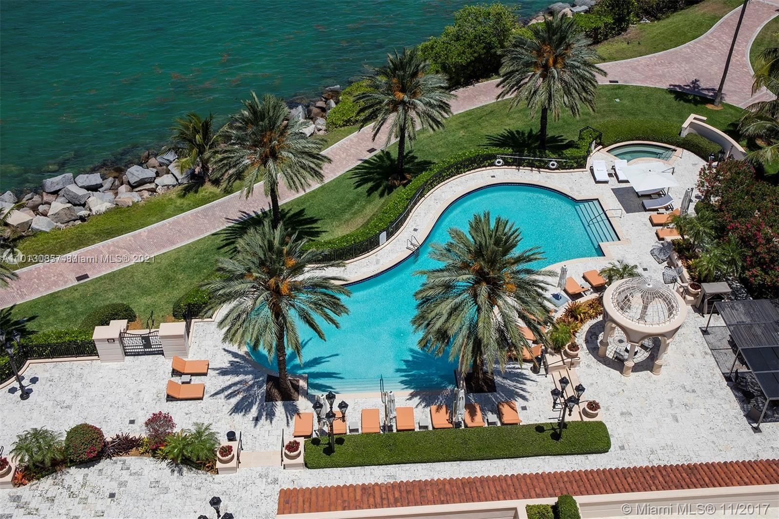 Photo of 7102 Fisher Island Dr #7102, Fisher Island, FL 33109 (MLS # A11013085)