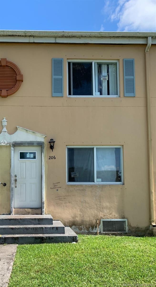 206 NW 84th St #206, Miami, FL 33150 - #: A11068085