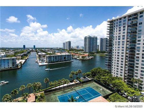 Photo of 290 174th St #1407, Sunny Isles Beach, FL 33160 (MLS # A10842086)