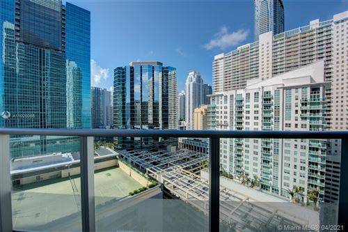 Photo of 1300 Brickell Bay Dr #2313, Miami, FL 33131 (MLS # A11025086)