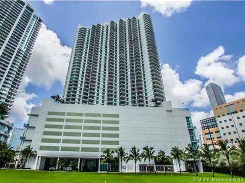 Photo of 350 S MIAMI AV #1111, Miami, FL 33130 (MLS # A10539087)