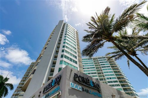 Foto de inmueble con direccion 7135 Collins Ave #826 Miami Beach FL 33141 con MLS A10904087