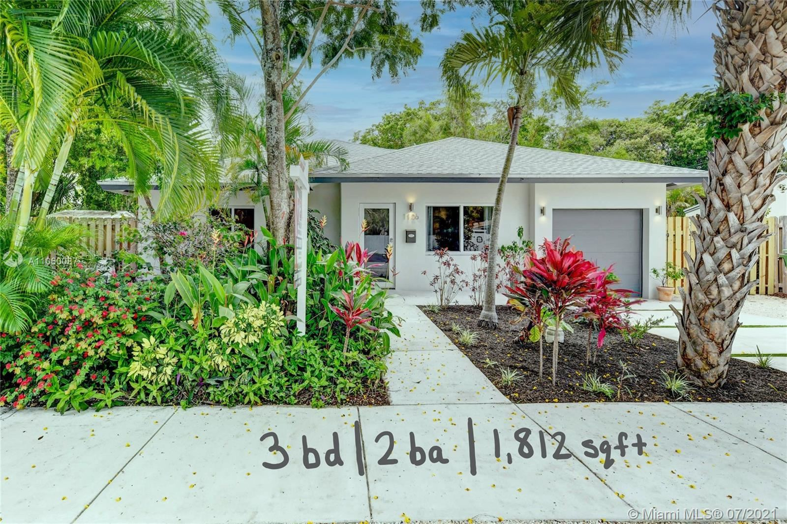 Photo of 1126 NE 16th Ct, Fort Lauderdale, FL 33305 (MLS # A11060087)