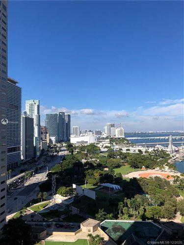 Photo of 325 S Biscayne Blvd #2424, Miami, FL 33131 (MLS # A10948088)