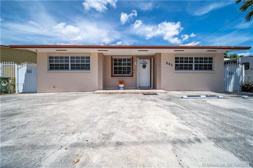 Photo of 241 E 13th St, Hialeah, FL 33010 (MLS # A11027088)