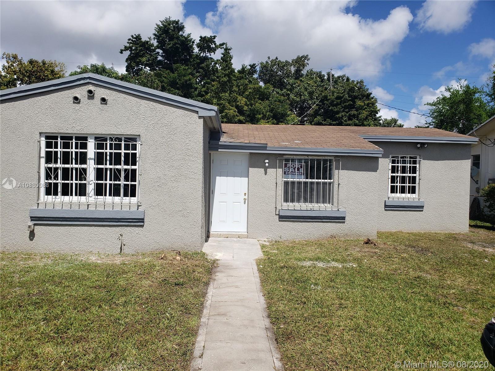 1021 NW 73rd St, Miami, FL 33150 - #: A10830088