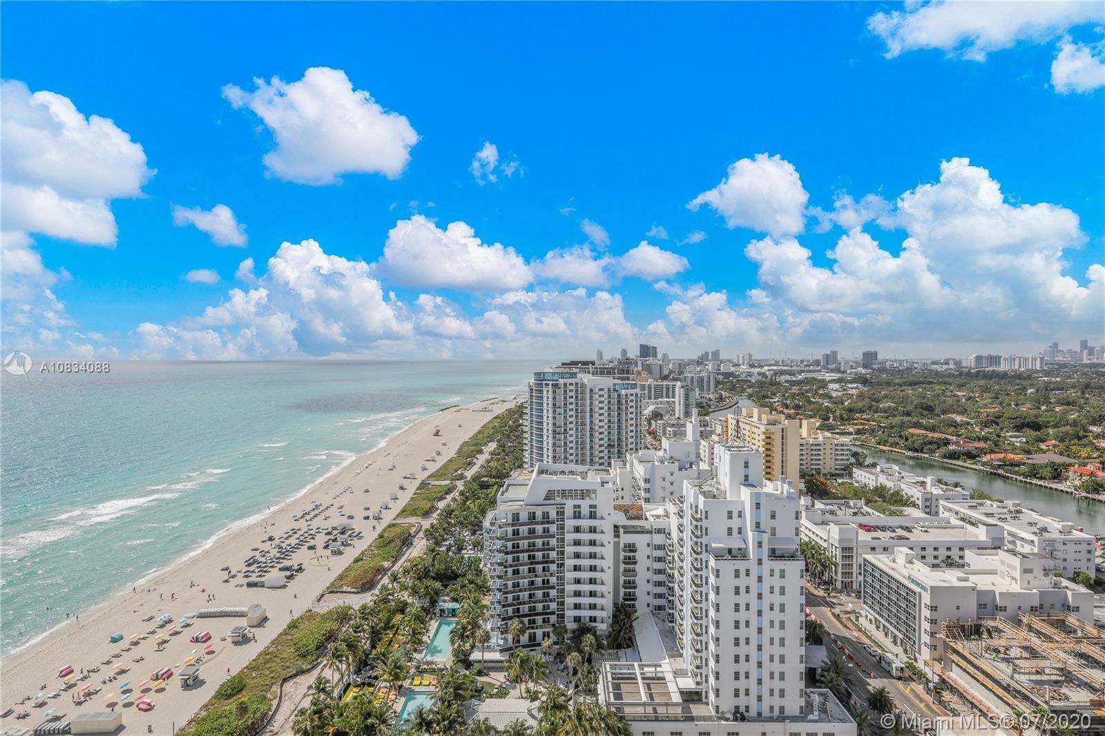 4201 Collins Ave #2501, Miami Beach, FL 33140 - #: A10834088