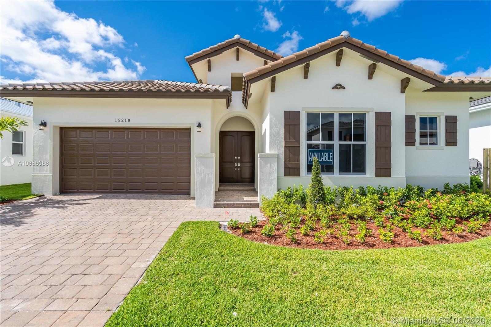 15218 SW 176th Ln, Miami, FL 33187 - #: A10868088