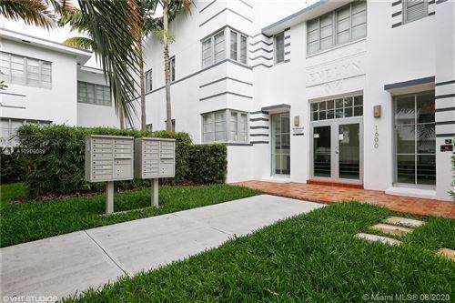 Photo of 1600 Euclid Ave #102, Miami Beach, FL 33139 (MLS # A10906089)